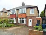 Thumbnail for sale in Fernwood Avenue, Gosforth