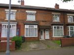 Thumbnail for sale in Wilton Road, Handsworth, Birmingham