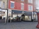 Thumbnail to rent in The Former Ra Ra Bar, 28 Market Place, Grantham
