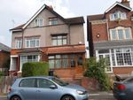 Thumbnail for sale in Manor Road, Stechford