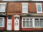 Thumbnail for sale in Charles Road, Aston