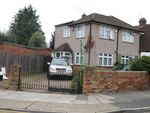 Thumbnail to rent in Northumberland Avenue, Welling, Kent