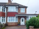 Thumbnail for sale in The Fairway, Palmers Green, London