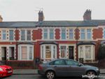 Thumbnail to rent in Cwmdare Street, Cathays, Cardiff