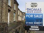 Thumbnail for sale in De Winton Street, Tonypandy