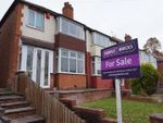 Thumbnail for sale in Thetford Road, Great Barr, Birmingham