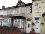 Thumbnail for sale in Mary Road, Handsworth, Birmingham