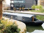 Thumbnail to rent in The Modern Canal Boat, Kings Cross, London