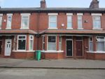 Thumbnail to rent in Churchill Avenue, Whalley Range, Manchester