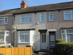 Thumbnail to rent in Marion Road, Foleshill, Coventry