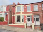 Thumbnail to rent in Clive Road, Prenton