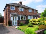 Thumbnail for sale in Windsor Avenue, Wilmslow