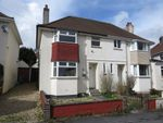 Thumbnail for sale in Maitland Drive, Hartley Vale, Plymouth