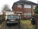 Thumbnail to rent in Taylor Road, Wolverhampton, West Midlands