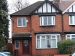Thumbnail to rent in Birchfields Road, Fallowfield, Manchester