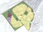 Thumbnail for sale in Land @ Whittington Crescent, Marston Moretaine, Marston Feilds, Bedford, Bedfordshire