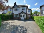Thumbnail to rent in Highfield Crescent, Wilmslow, Cheshire