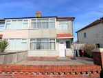 Thumbnail for sale in Bleasdale Avenue, Thornton-Cleveleys, Lancashire FY53Qz