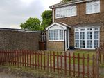 Thumbnail for sale in Meadow Close Walderslade, Chatham