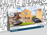 Thumbnail to rent in St. Helens Drive, County Durham