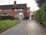Thumbnail for sale in Horrell Road, Birmingham