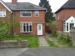 Thumbnail to rent in Willows Road, Walsall, West Midlands