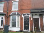 Thumbnail to rent in Gladys Terrace, Gladys Road, Bearwood, Smethwick
