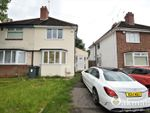 Thumbnail to rent in Reservoir Road, Selly Oak, Birmingham, West Midlands.