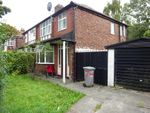 Thumbnail for sale in Blenheim Road, Firswood, Manchester