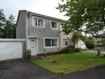Thumbnail for sale in Loudon Crescent, Kilwinning