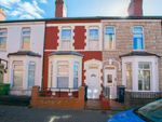 Thumbnail for sale in Pomeroy Street, Cardiff, South Glamorgan