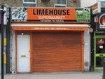 Thumbnail to rent in Eastern Section Of Commercial Road, Commercial Road Off Burdett Road
