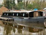 Thumbnail to rent in Stunning Narrowboat - Anfauglir, High Line Yachting, Northolt, Middx