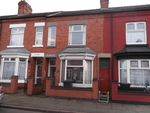 Thumbnail to rent in Lancashire Street, Leicester