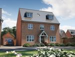 "Thumbnail to rent in ""The Landguard"" at Winchester Road, Boorley Green, Botley"
