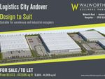Thumbnail for sale in Logistics City Andover, Plot 90 Walworth Business Park, Andover, Hampshire