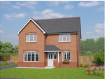 Thumbnail to rent in The Brecon, Plot 4, Middlewich Road, Sandbach, Cheshire