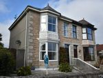 Thumbnail for sale in Trelawney Road, Camborne