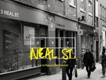 Thumbnail to rent in 3, 5 & 7 Neal Street, Covent Garden, London