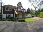 Thumbnail for sale in Heathdown Road, Pyrford, Woking