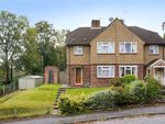 Thumbnail for sale in Segrave Close, Weybridge, Surrey