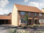 "Thumbnail to rent in ""The Yarkhill Sp"" at Winchester Road, Boorley Green, Botley"