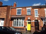 Thumbnail to rent in Gresty Terrace, Crewe