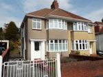 Thumbnail to rent in Harlech Crescent, Sketty, Swansea