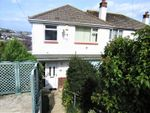 Thumbnail for sale in Penwill Way, Paignton