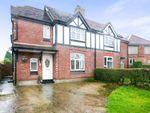 Thumbnail to rent in Wallerscote Road, Weaverham, Northwich, Cheshire