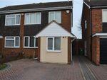 Thumbnail to rent in Hill Street, Wednesbury, Wednesbury
