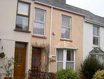 Thumbnail to rent in Clifton Crescent, Falmouth