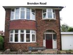 Thumbnail to rent in Brendon Road, Nottingham
