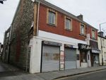 Thumbnail to rent in Lock-Up Shop & Premises, 37C Market Street, Bridgend